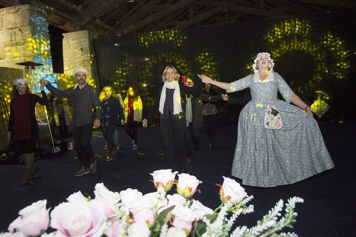 Baile de Época - Ciclo 12 em Rede - Aldeias em Festa - Almeida © Aldeias Históricas de Portugal