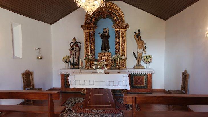 Capela de Santo António - Belmonte - Aldeias Históricas de Portugal © Viaje Comigo