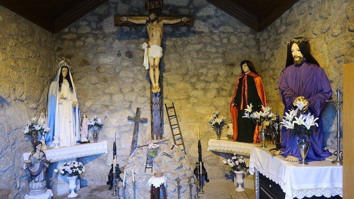 Capela do Calvário - Belmonte - Aldeias Históricas de Portugal © Viaje Comigo