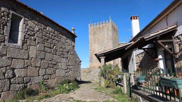 Castelo de Belmonte - Aldeias Históricas de Portugal © Viaje Comigo