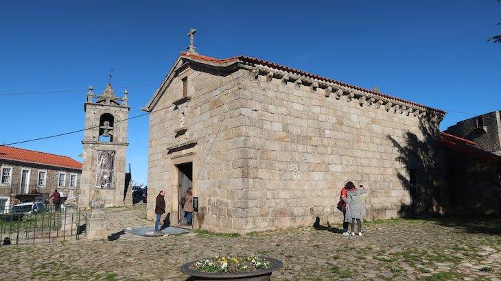 Igreja de Santiago - Belmonte - Aldeias Históricas de Portugal © Viaje Comigo