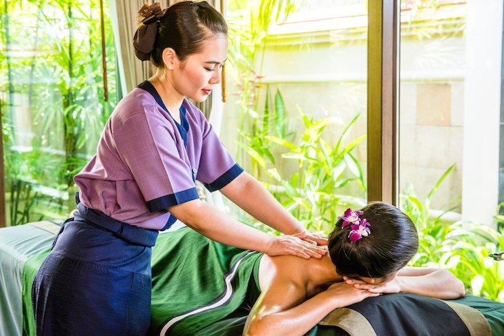 Spa at Banyan Tree Phuket Hotel, Phuket © Amazing Thailand
