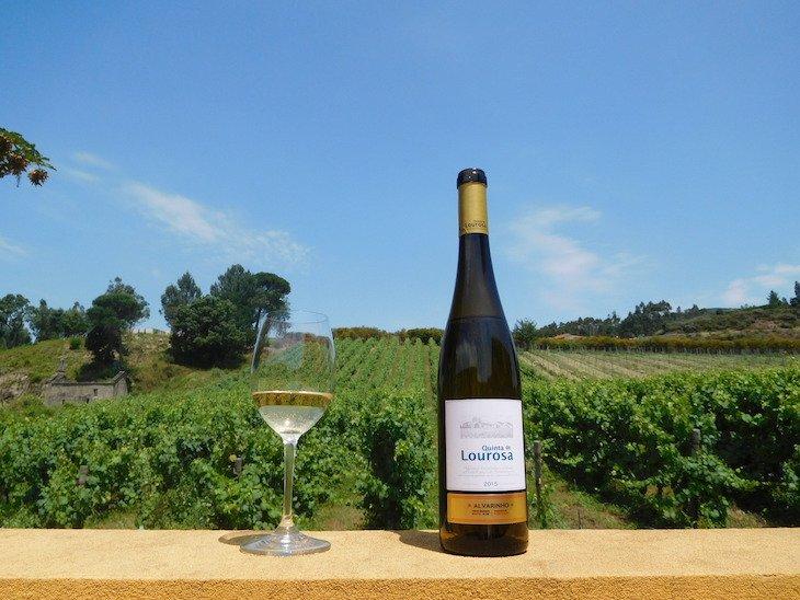 Quinta de Lourosa, Vinhos Verdes © Entre Vinhas