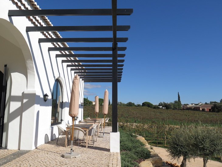 Quinta dos Santos, Algarve © Entre Vinhas