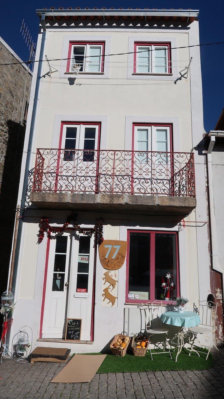 Geladaria 77 em Belmonte - Aldeias Históricas de Portugal © Viaje Comigo