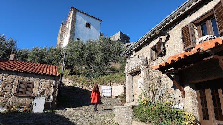 Susana Ribeiro em Belmonte - Aldeias Históricas de Portugal © Viaje Comigo