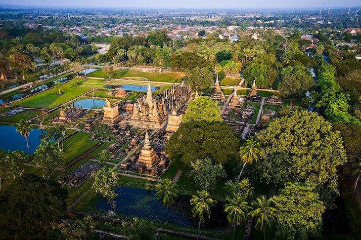 Sukhothai Historical Park © Amazing Thailand