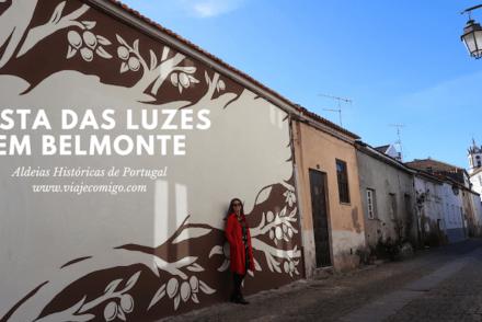 Susana Ribeiro na Festa das Luzes em Belmonte - Aldeias Históricas de Portugal © Viaje Comigo