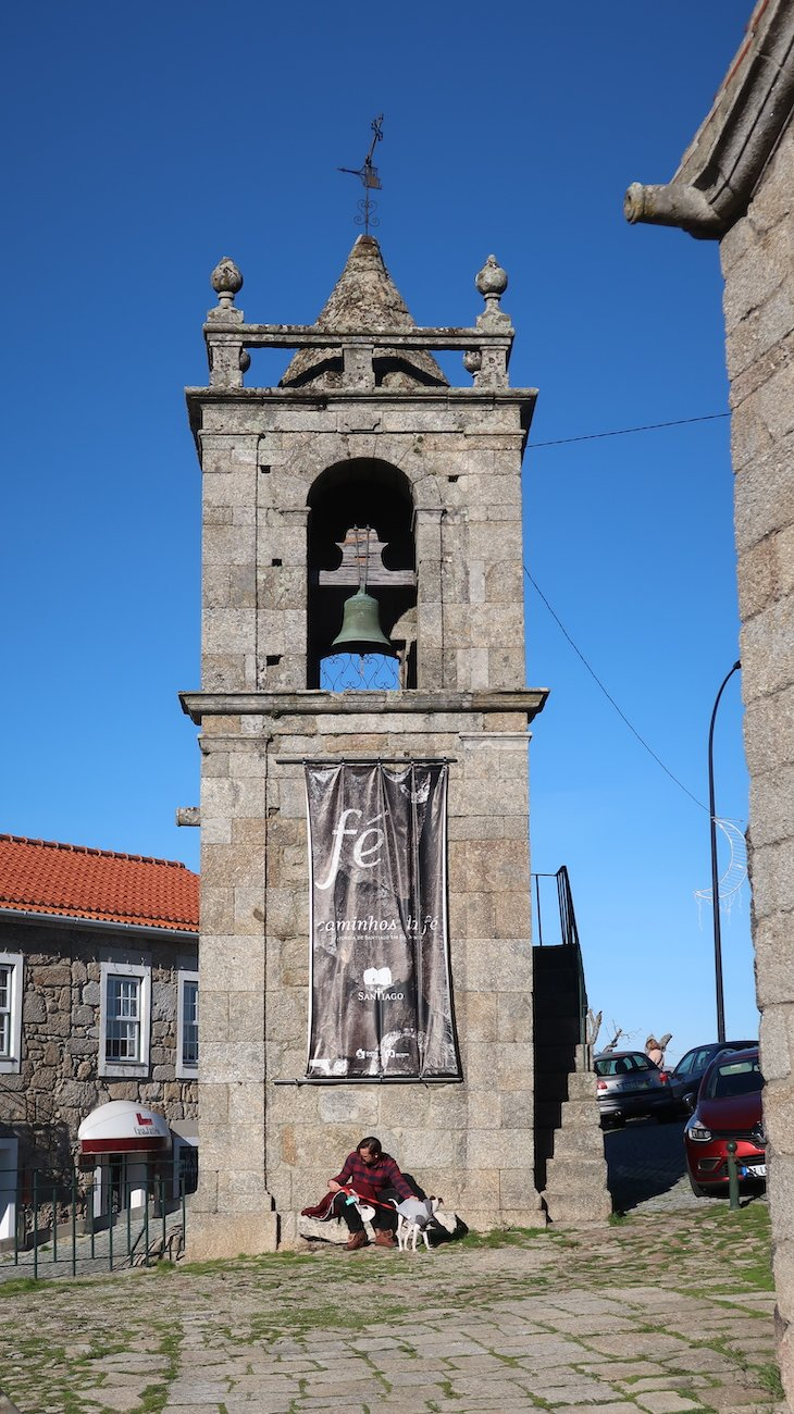 Torre sineira de Belmonte - Aldeias Históricas de Portugal © Viaje Comigo