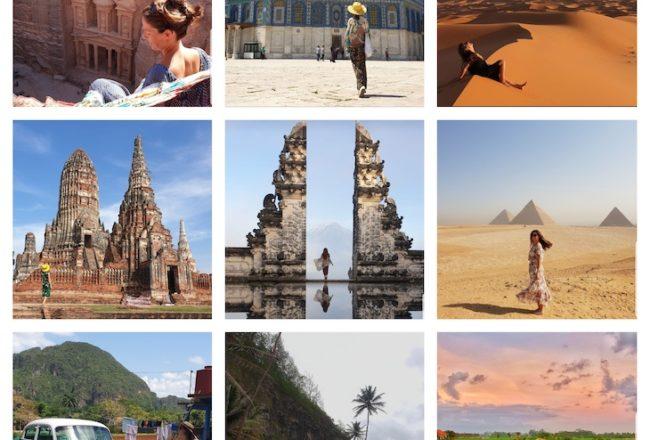 Viagens de 2019 © Viaje Comigo