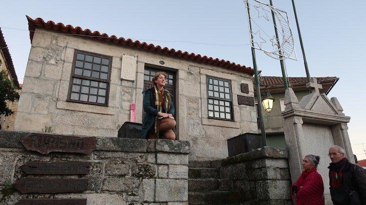 Visita guiada pelas ruas de Belmonte - Aldeias Históricas de Portugal © Viaje Comigo
