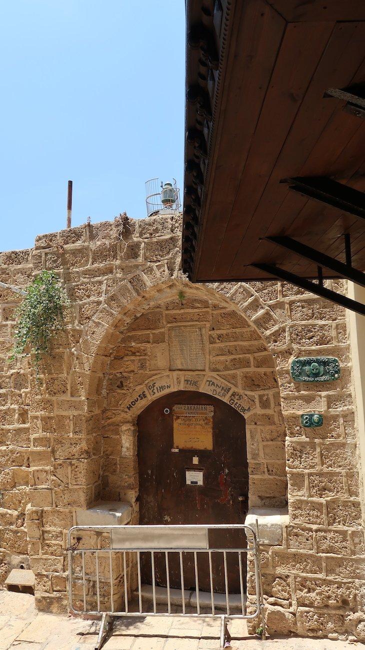 Casa de Simão - Jaffa - Israel © Viaje Comigo