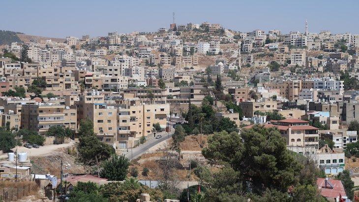 Cidade de Jerash - Jordânia © Viaje Comigo