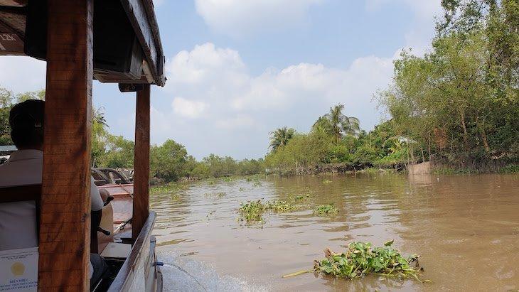Delta do Mekong - Vietname © Viaje Comigo