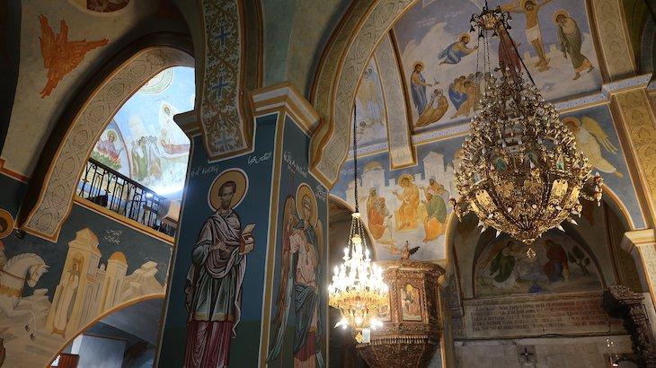 Igreja Grega Ortodoxa -Nazaré - Israel © Viaje Comigo