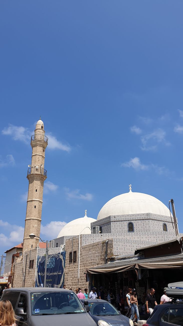 Mesquita de Jaffa - Israel © Viaje Comigo