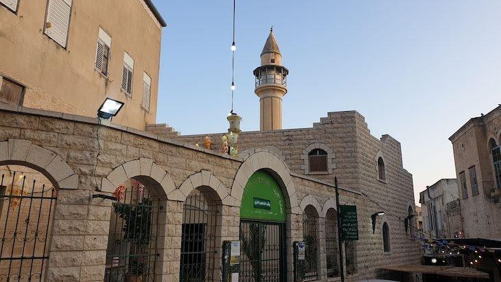 Mesquita em Nazaré - Israel © Viaje Comigo
