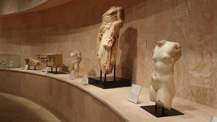 Museu de Petra - Jordânia © Viaje Comigo