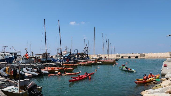Porto de Jaffa - Israel © Viaje Comigo