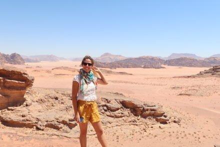 Wadi Rum - Jordânia © Viaje Comigo
