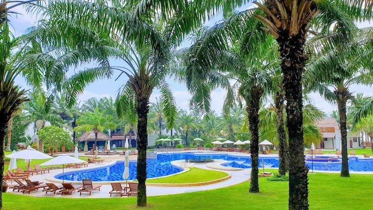 Palm Garden Beach Resort & Spa, Hoi An - Vietname © Viaje Comigo