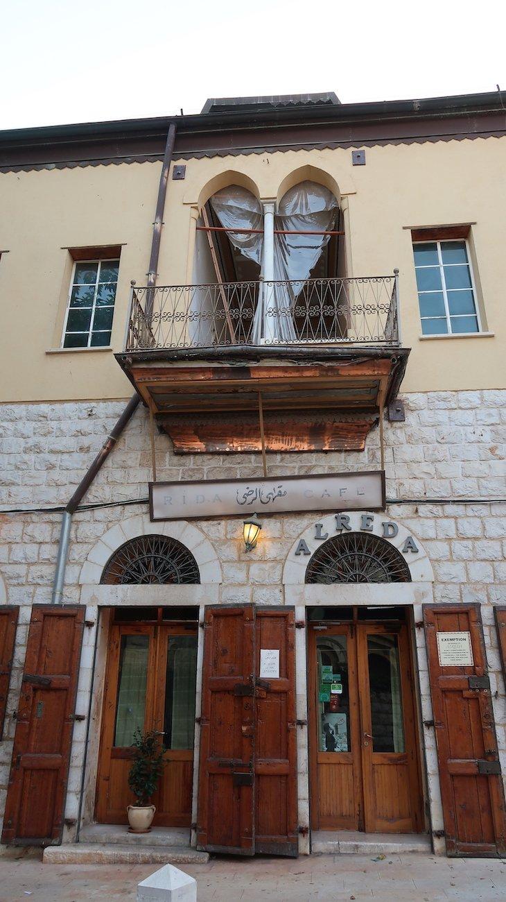 Alreda Restaurante - Nazaré - Israel © Viaje Comigo