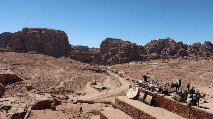 vendas Petra - Jordania © Viaje Comigo