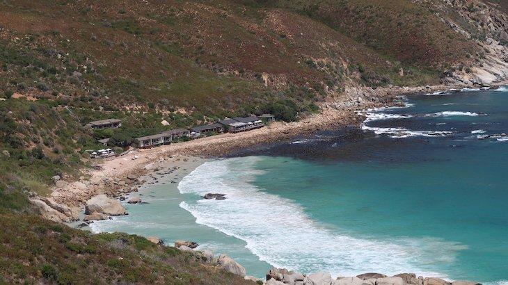 O Tintswalo Atlantic lá em baixo - África do Sul © Viaje Comigo
