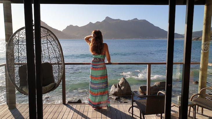 Susana Ribeiro no Tintswalo Atlantic - África do Sul © Viaje Comigo