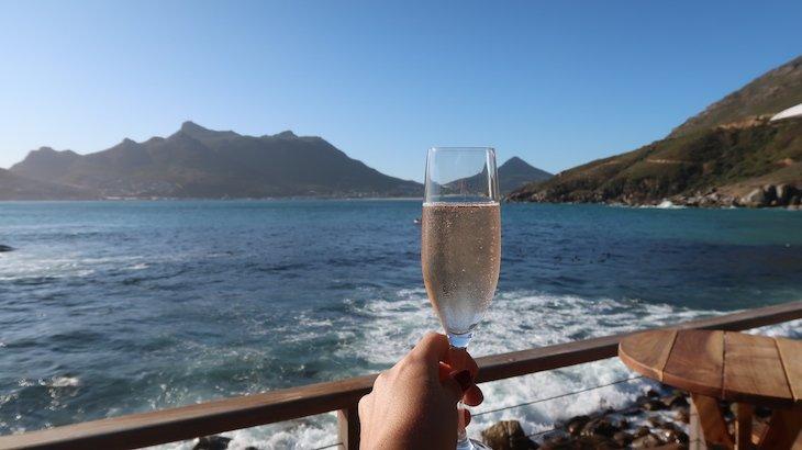 Boas-vindas no Tintswalo Atlantic - África do Sul © Viaje Comigo