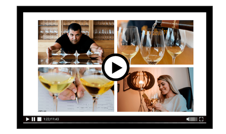 Digital tasting do Soalheiro DR