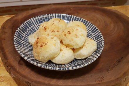 Pão de queijo - DR ©Novatos na Cozinha