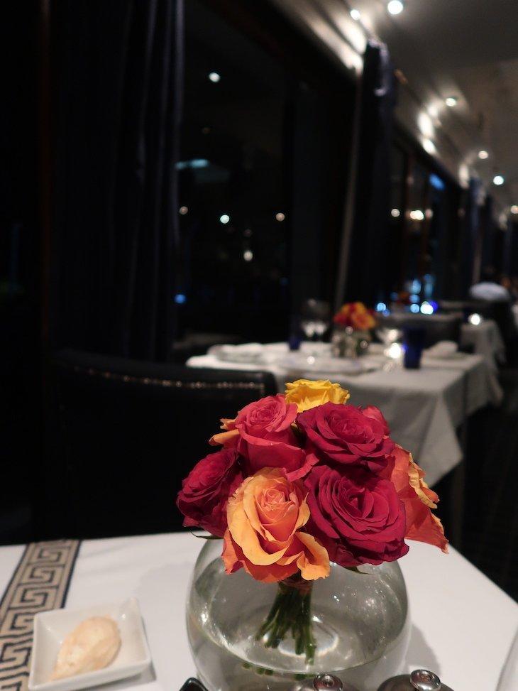 Restaurante Azure: 12 Apostles Hotel & Spa - África do Sul © Viaje Comigo