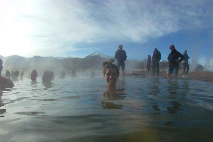 Geyser el Tatio - Atacama - Chile © Viaje Comigo