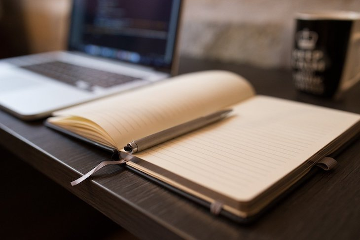 Manter a escrita diária ©Free-Photos Pixabay