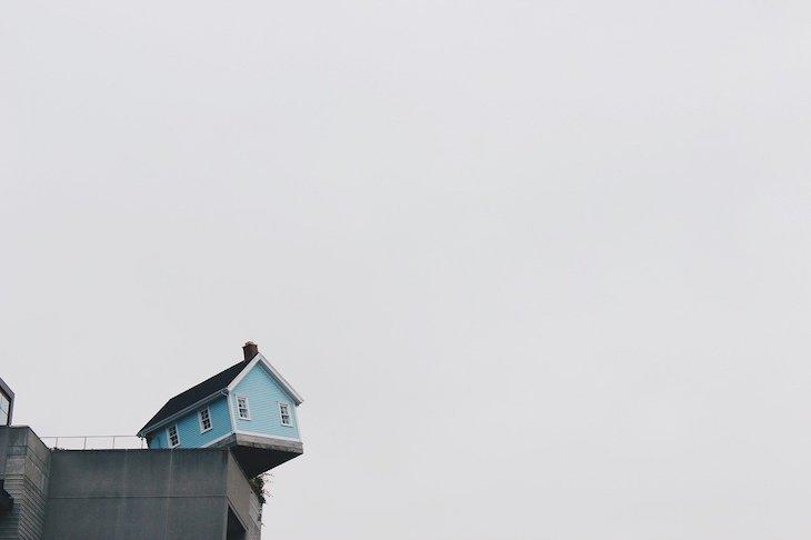 E quem não tem casa? Free-Photos ©Pixabay