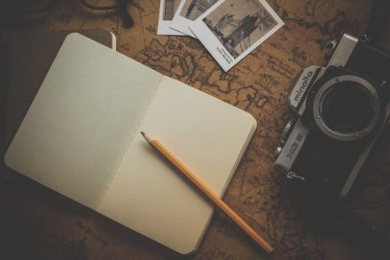 Escrever em papel - Foto: DariuszSankowski ©Pixabay
