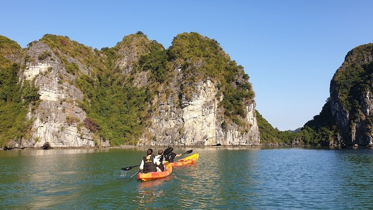 Halong Bay - Vietname © Viaje Comigo