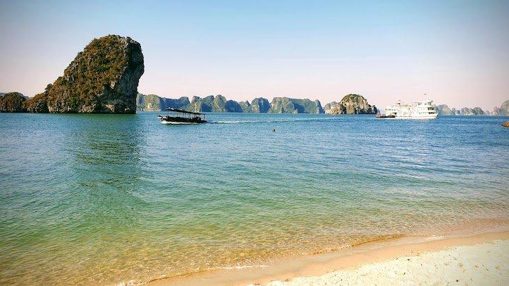 Ilha de Halong Bay - Vietname © Viaje Comigo