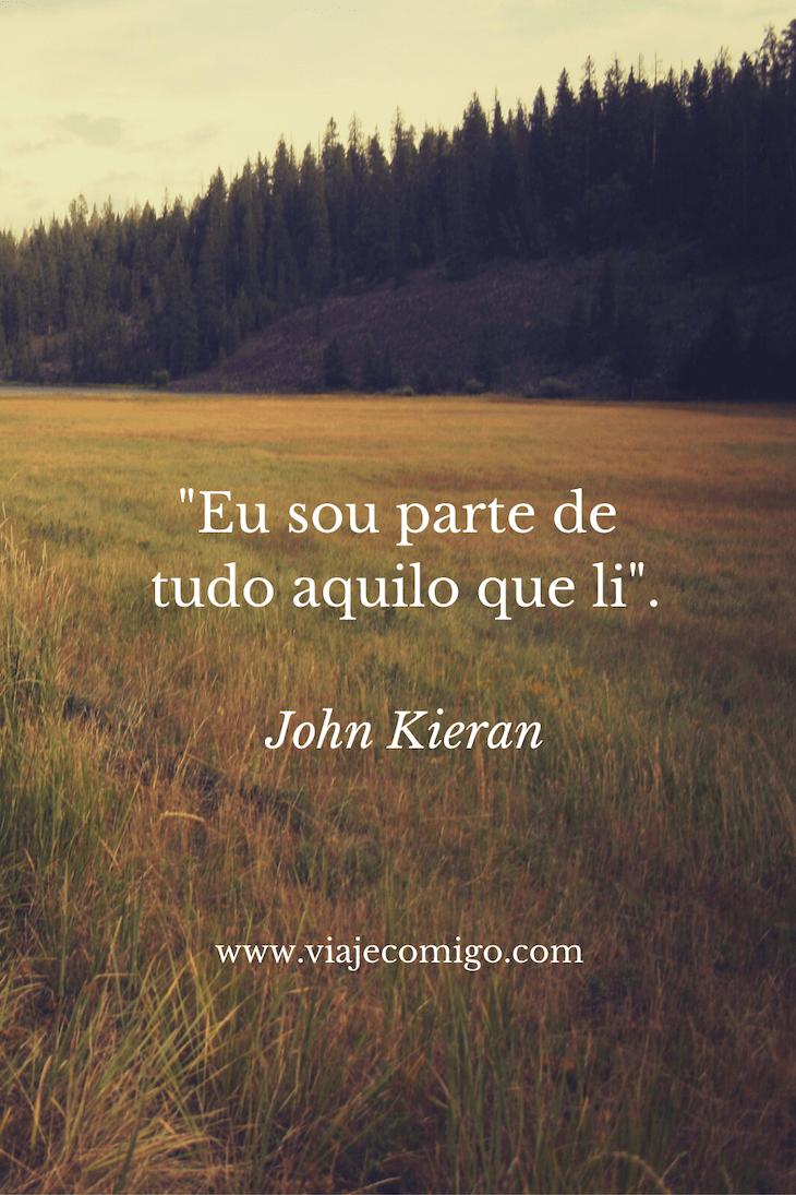John Kieran - Viaje Comigo ©Canva