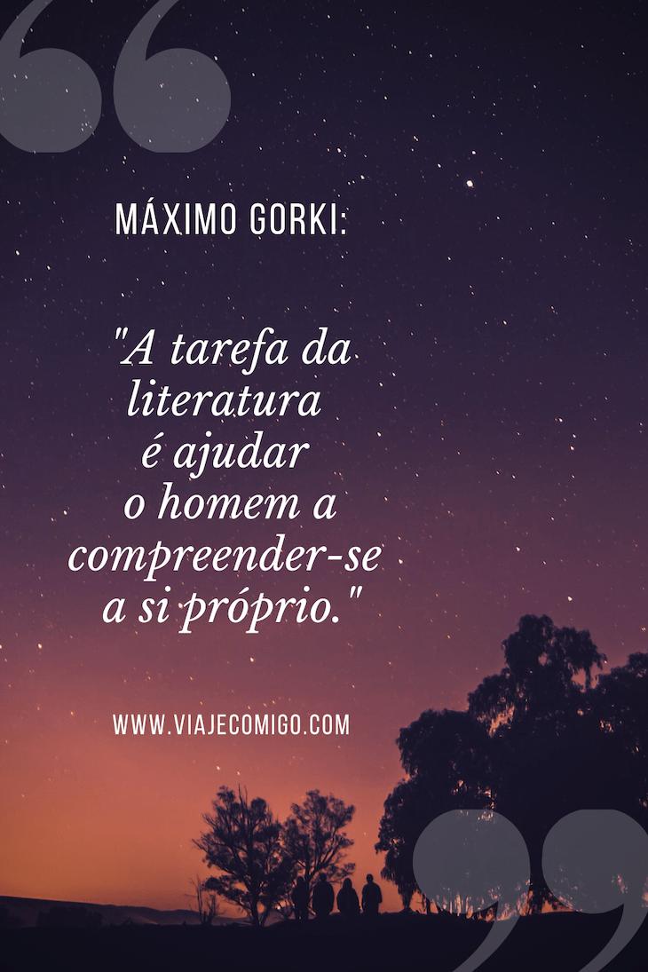 Maximo Gorki - Viaje Comigo ©Canva