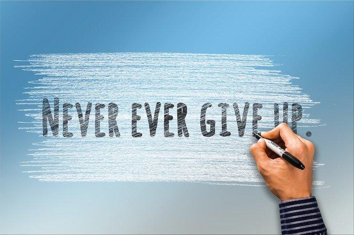 Foto: Nunca desista geralt ©Pixabay