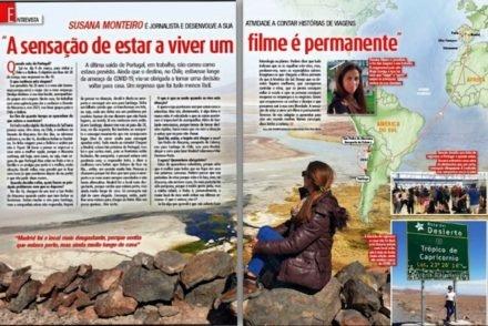 Susana Ribeiro na Nova Gente