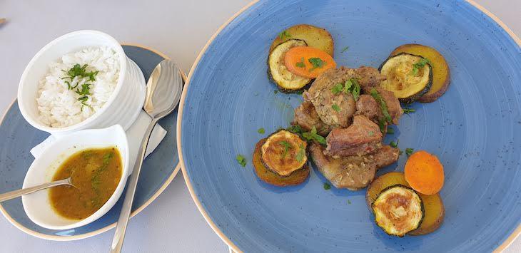Restaurante Papo D'Anjo - Casas de Alpedrinha - Fundão © Viaje Comigo