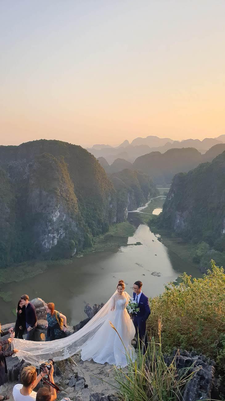 Ninh Binh - Vietname © Viaje Comigo
