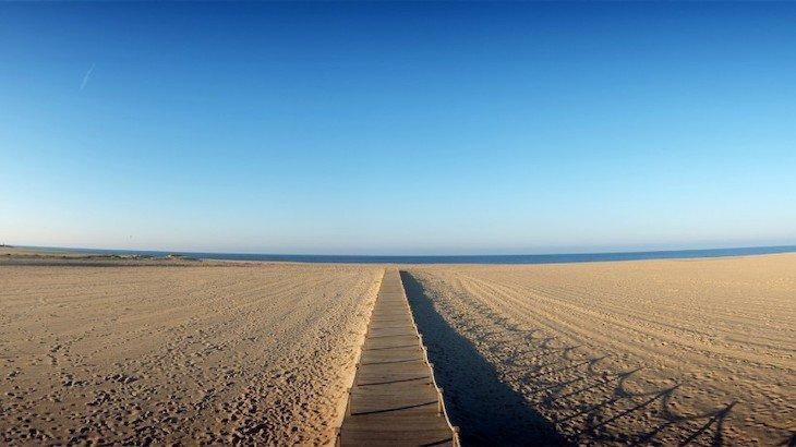 Praia da Figueira da Foz DR