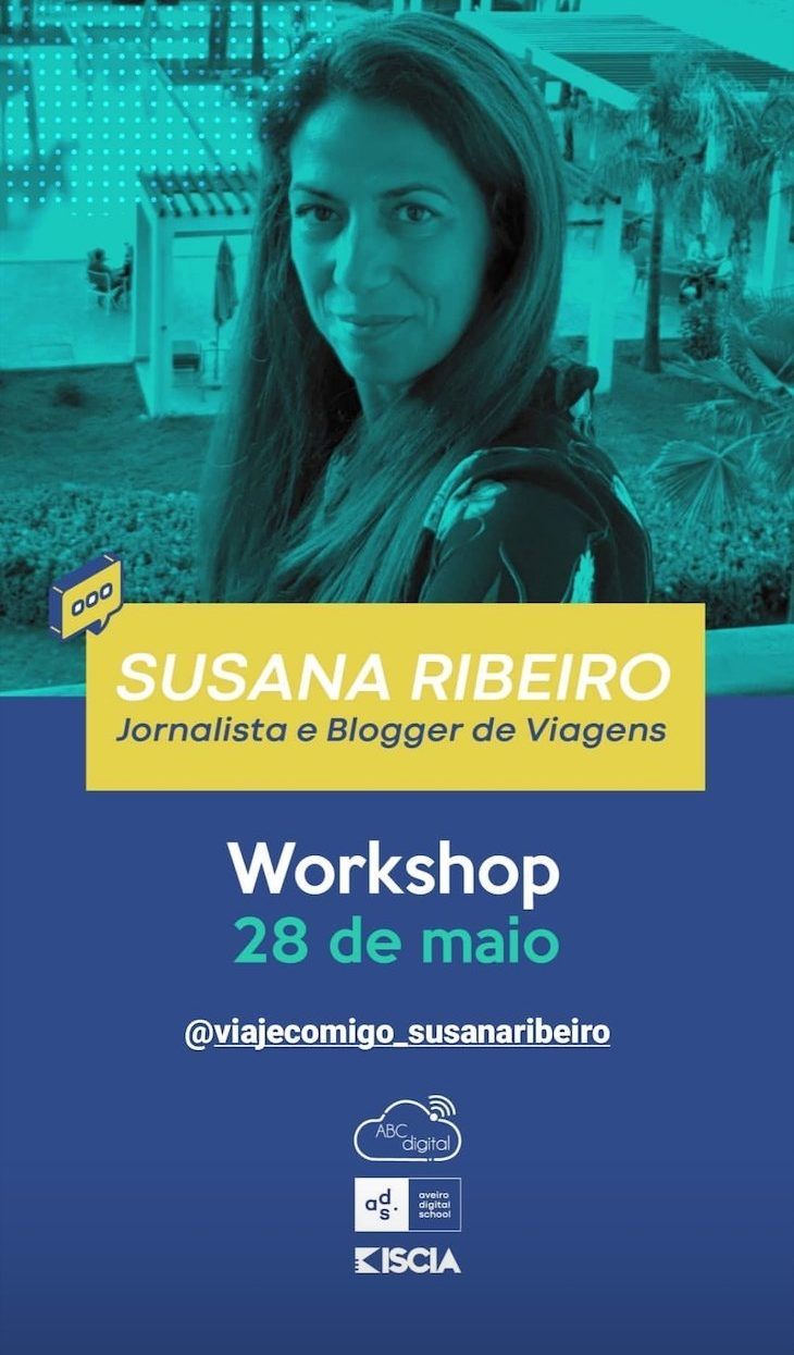 Susana Ribeiro no ABC Digital 2020