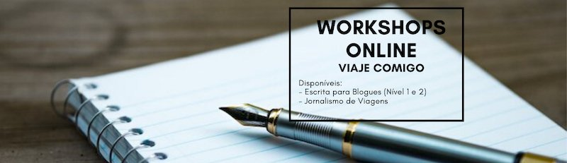 Workshops Viaje Comigo - Foto ©Pixabay
