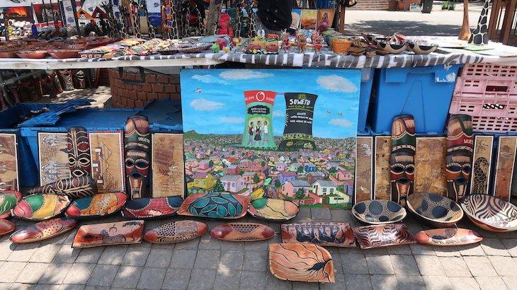 Soweto - Joanesburgo - África do Sul © Viaje Comigo