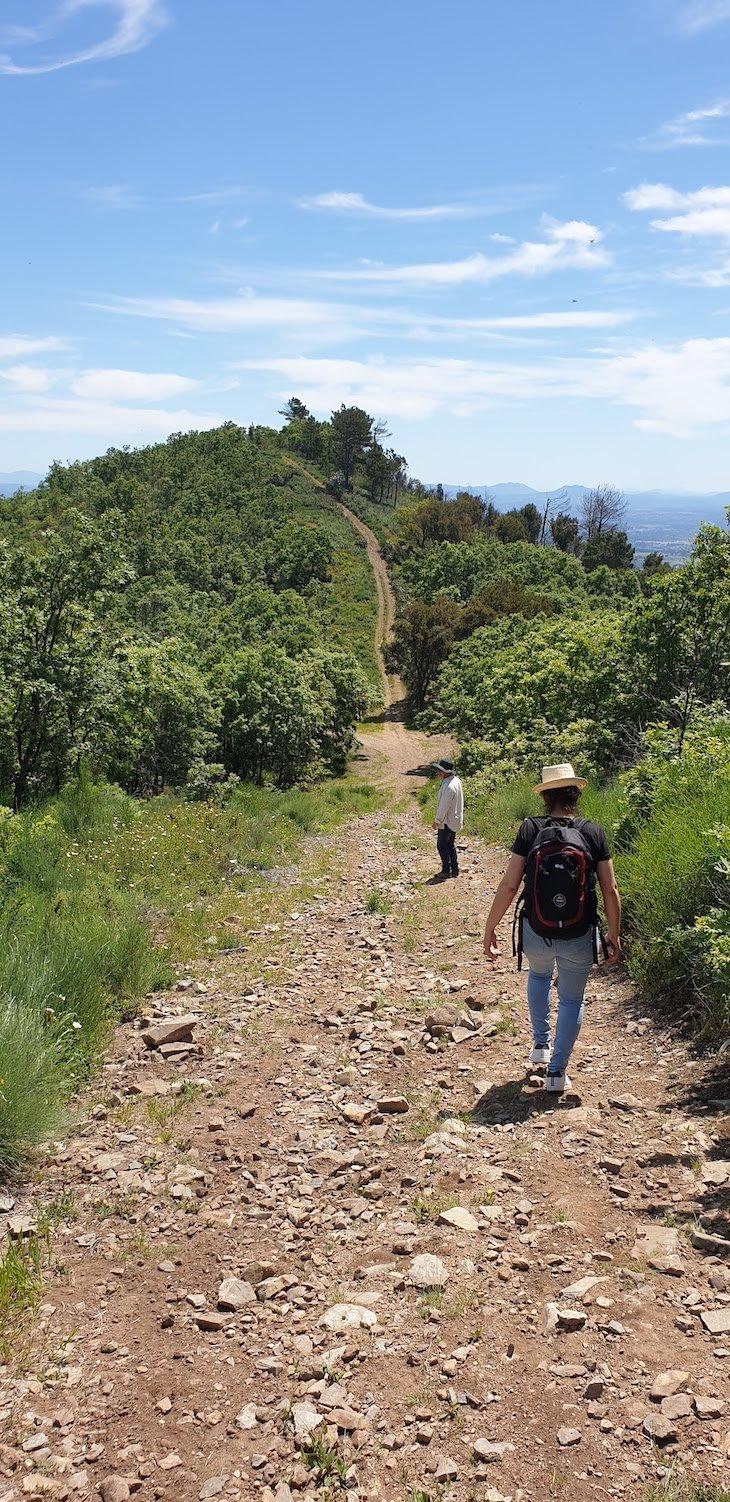 Caminho Rotas da Serra da Gardunha © Viaje Comigo